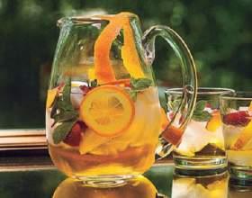 Как приготовить освежающие алкогольные напитки фото