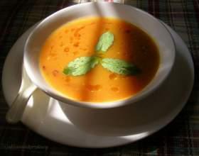 Как приготовить овощной суп ребенку фото
