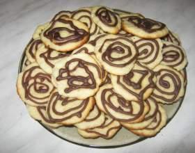 Как приготовить печенье творожное с глазурью фото