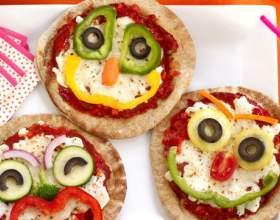 Как приготовить пиццу для детей фото