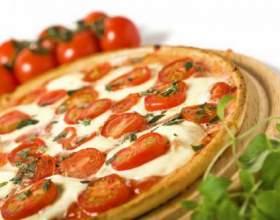 """Как приготовить пиццу """"маргарита"""" фото"""