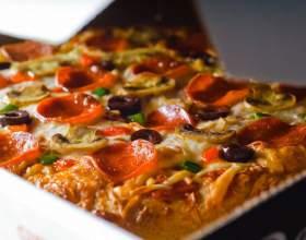 Как приготовить пиццу в духовке фото