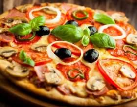 Как приготовить пиццу за 10 минут фото