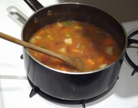 Как приготовить рагу из овощей фото