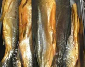 Как приготовить рыбу горячего копчения фото