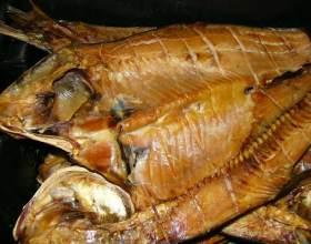 Как приготовить рыбу холодного копчения фото
