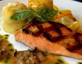 Как приготовить рыбу с картошкой фото