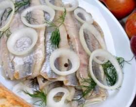 Как приготовить салат из сельди фото