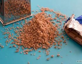 Как приготовить шоколадное мороженое фото