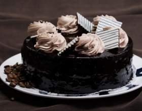 Как приготовить шоколадную глазурь для торта фото