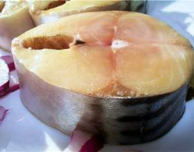 Как приготовить скумбрию в соленом маринаде? фото