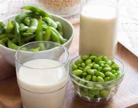 Как приготовить соевое молоко фото