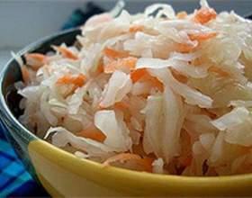 Как приготовить соленую капусту фото