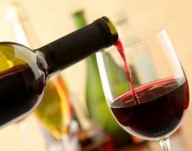 Как приготовить сухое красное вино фото