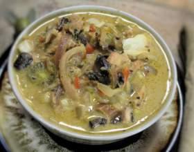 Как приготовить суп из кролика фото