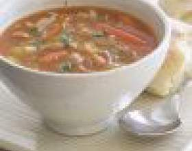 Как приготовить суп из мяса кролика фото