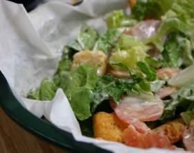 Как приготовить теплый салат фото