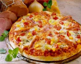 Как приготовить в домашних условиях пиццу фото