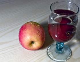 Как приготовить вино из яблок фото
