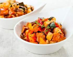 Как приготовить вкусное овощное рагу фото