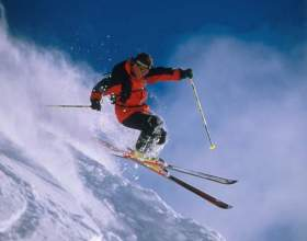 Как прикрепить лыжные крепления фото