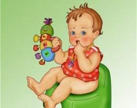 Как приучать ребенка к туалету фото