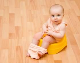 Как приучить малыша к горшку фото