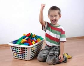 Как приучить малыша убирать игрушки? фото