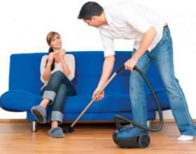 Как приучить мужчину помогать по дому фото