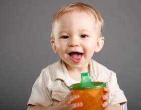 Как приучить ребенка к чашке фото