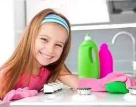 Как приучить ребенка к работе по дому фото