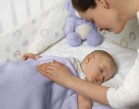 Как приучить ребенка спать в отдельной кроватке фото