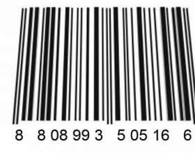 Как прочитать штрих-код фото