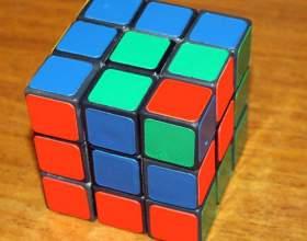 Как профи собирают кубик рубика за считанные минуты фото