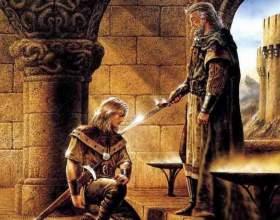 Как проходила церемония посвящения в рыцари фото