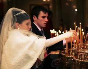 Как проходит церемония венчания в церкви фото