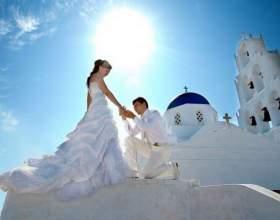 Как проходит свадьба в греции фото