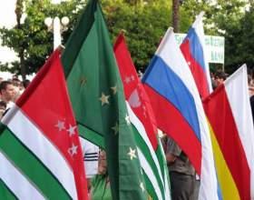 Как пройдетдень независимости абхазии фото