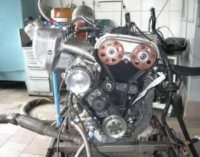 Как прокачать двигатель автомобиля фото