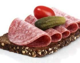Как просто превратить в деликатес обычный бутерброд с колбасой фото