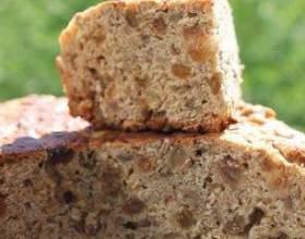 Как просто приготовить бездрожжевой хлеб в мультиварке фото
