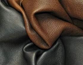 Как проверить, что куртка кожаная фото