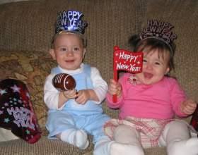 Как провести детский новый год фото