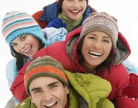 Как провести новогодние каникулы с семьей фото