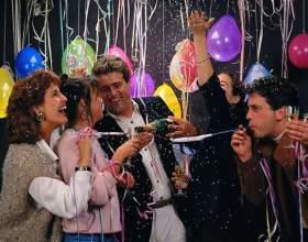 Как провести новый год с друзьями фото