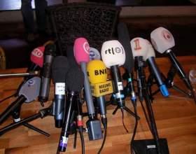 Как провести пресс-конференцию фото