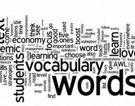 Как расширить знания слов английского языка фото