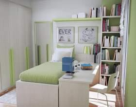 Как расставить мебель в маленькой комнате фото