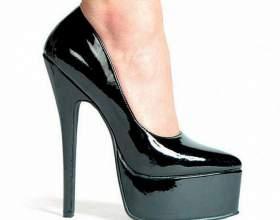Как растянуть лаковые туфли фото