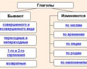 Как разбирать глаголы фото